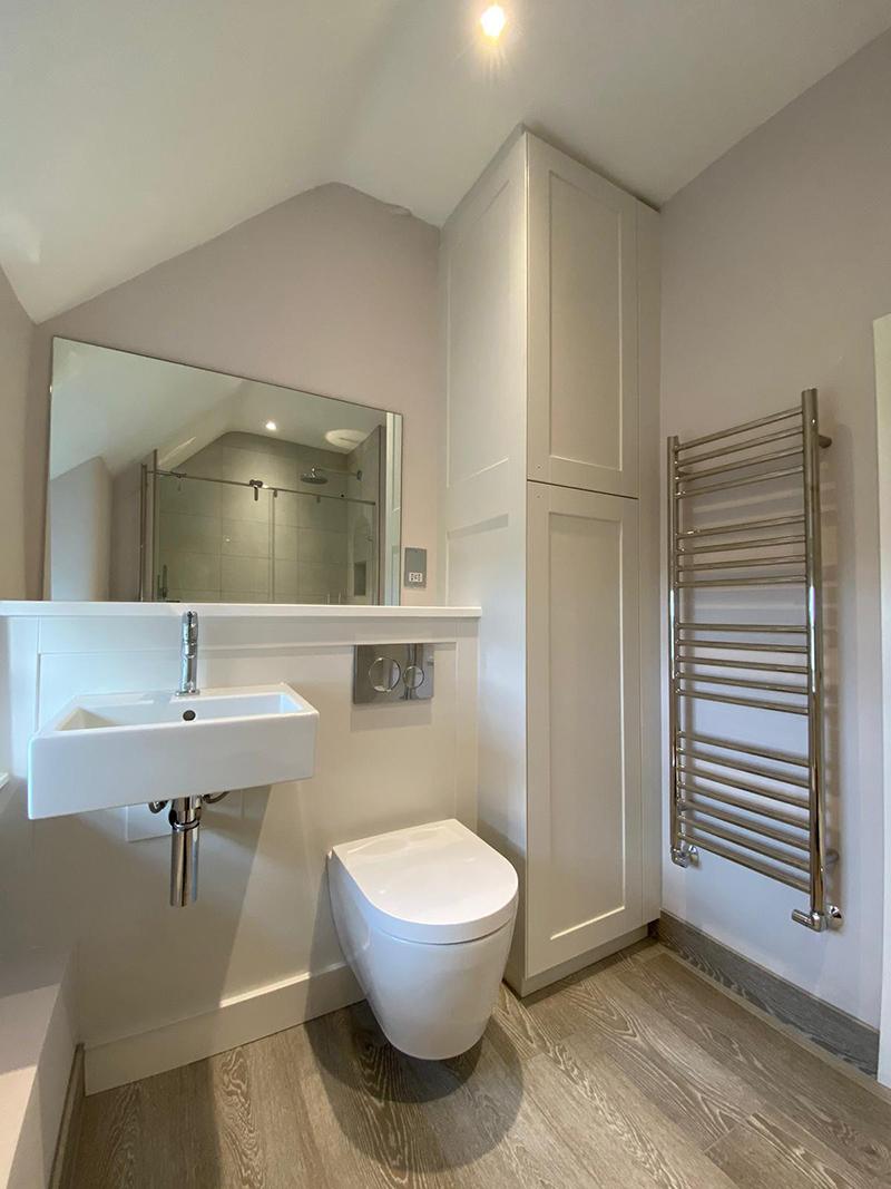 Bathroom Furniture and Fittings - Aperture - Vanity Mirror