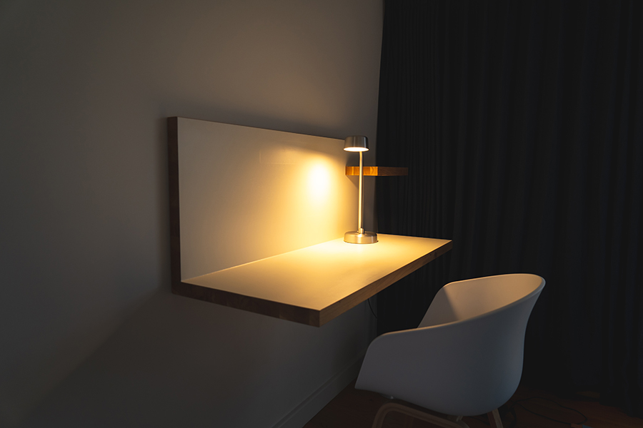 Bedroom Furniture - Aperture - Vanity Unit