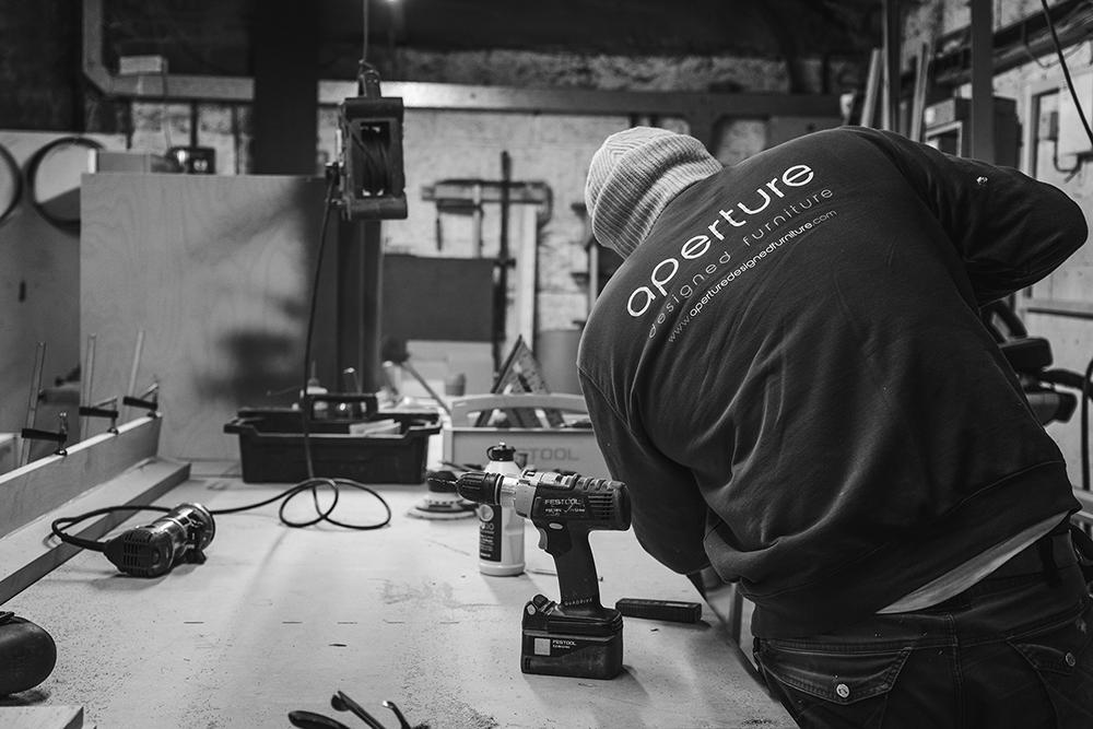 How We Work - Aperture - Design Process