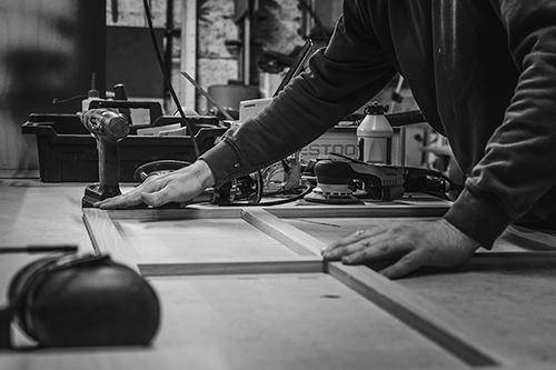 How We Work - Aperture - Installation