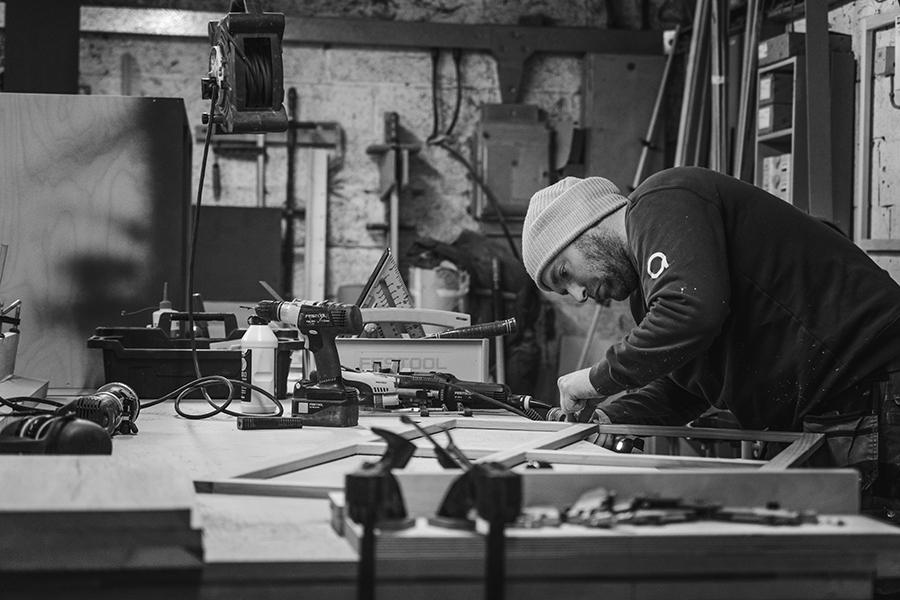How We Work - Aperture - Furniture Design
