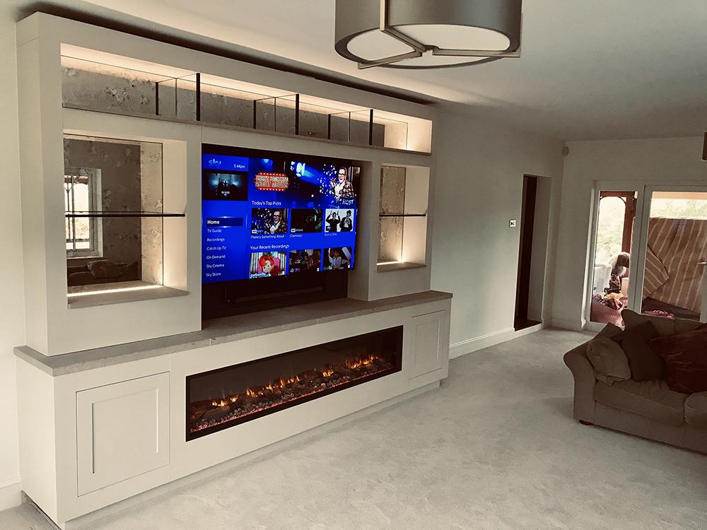 Living Room Furniture - Aperture - Bespoke Custom Furniture
