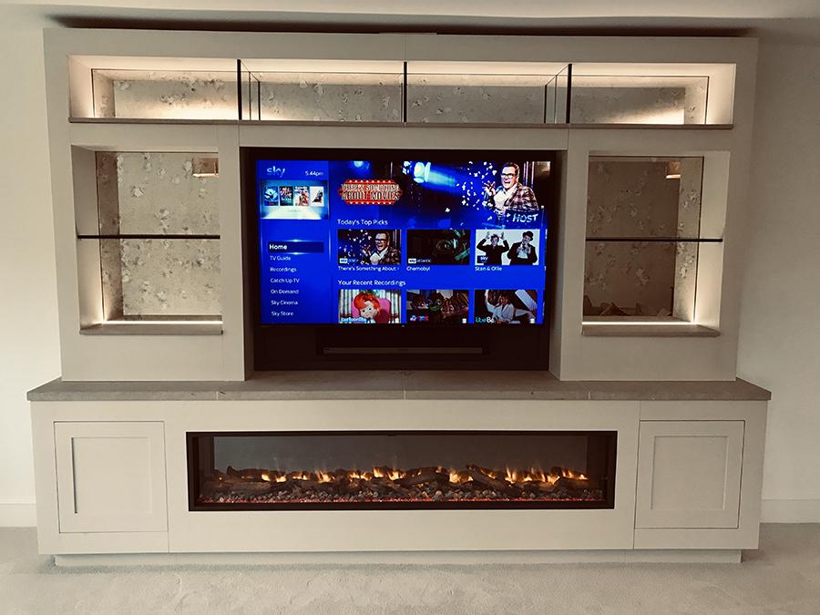 Living Room - Aperture - TV Cabinet