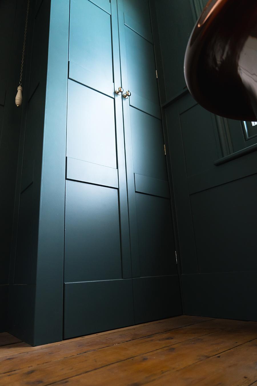 Bathroom Cupboard Storage