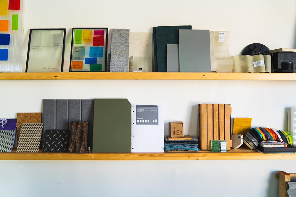 Folder Shelving
