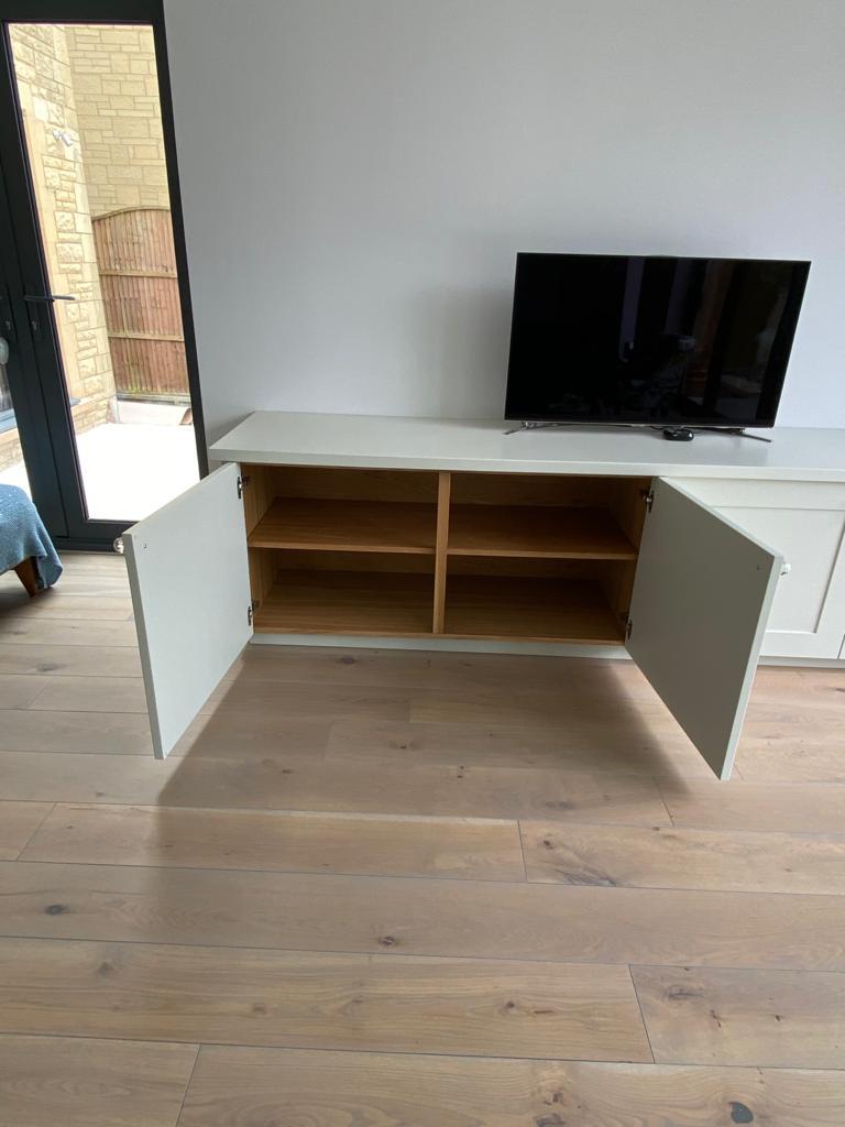 Open TV Cabinet