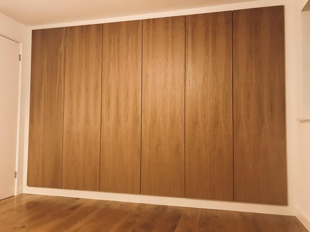 6 Oak Wardrobes