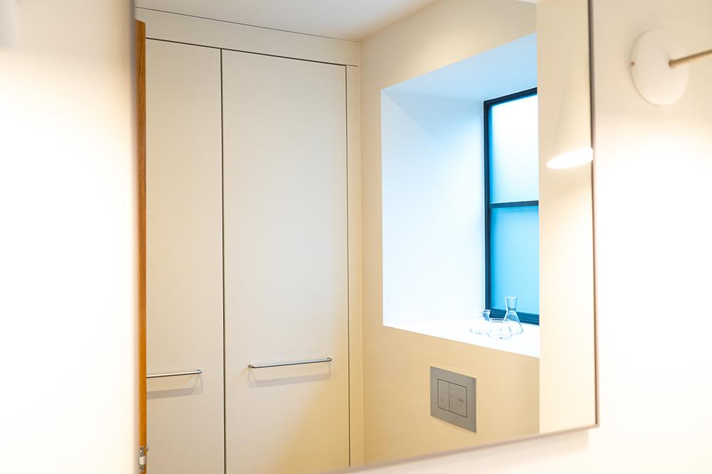 Cupboard Reflection